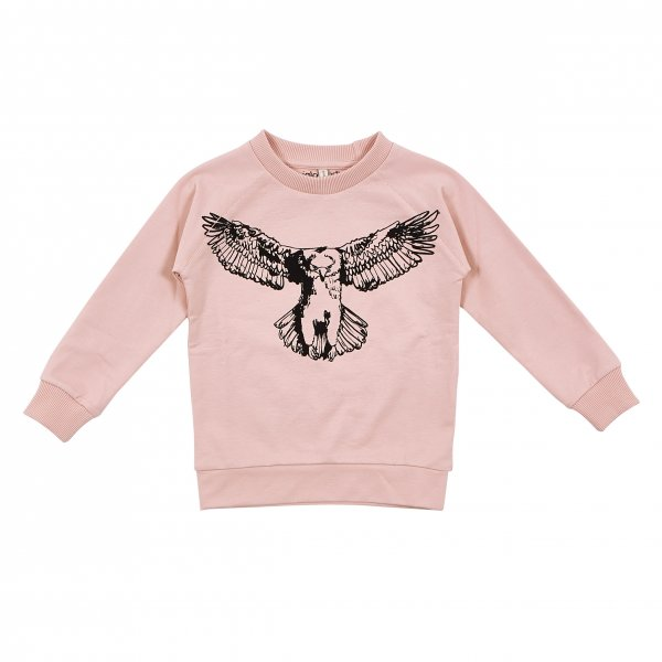 IGLO+INDI crew neck sweatshirt eagle
