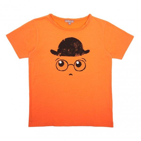 EMILE ET IDA t-shirt carotte