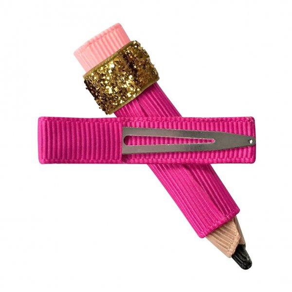 Haarspange_Schule_Bleistift