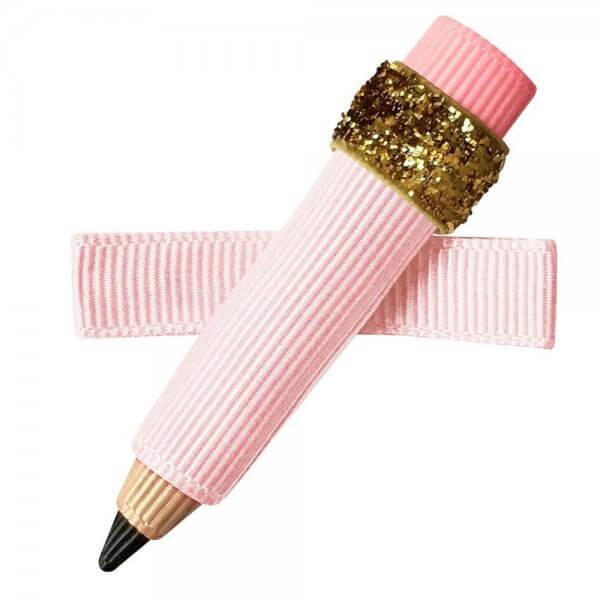 Haarspange_Zuckertüte_Bleistift