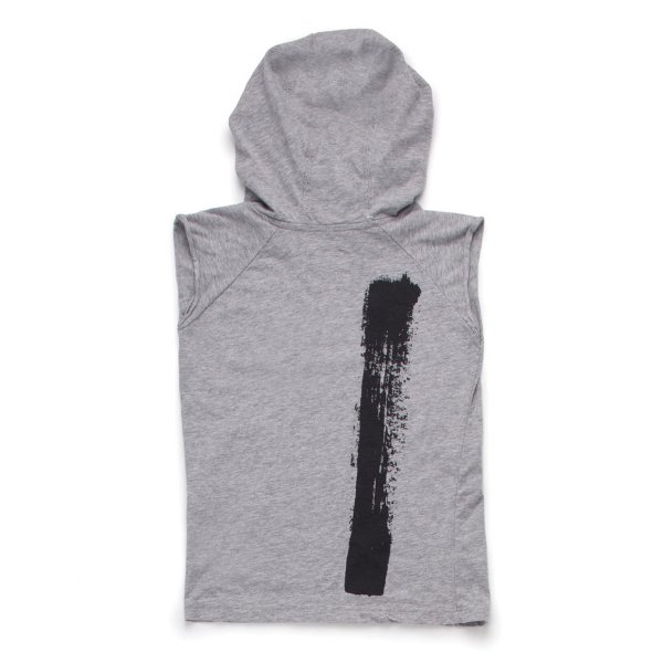 NUNUNU hooded ninja shirt