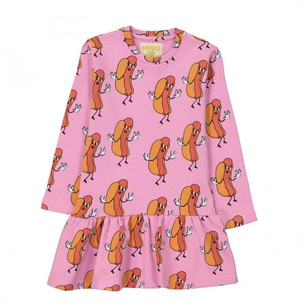 Kleid Hot dog kinderkleid usa