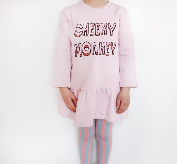 Hugo-loves-tiki-pink-dress-cheeky-monkey-2