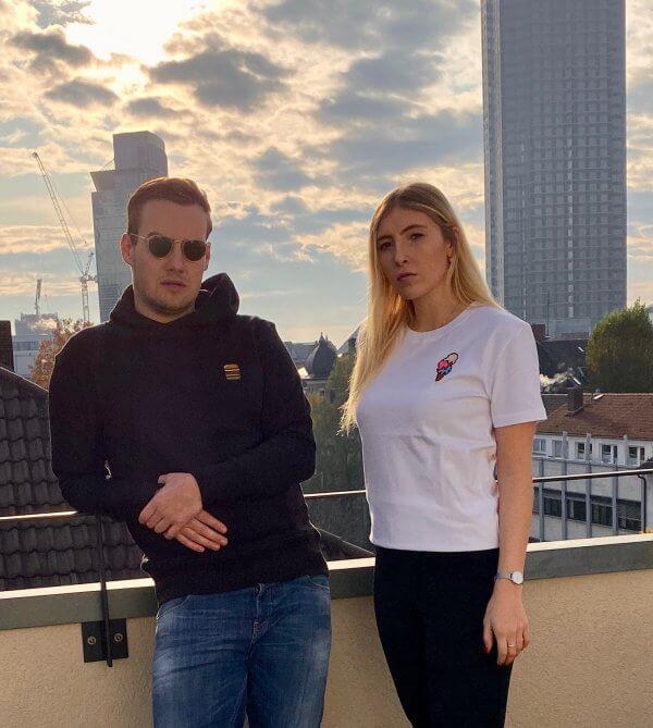 BRICKTOWN t-shirt-eiscreme-skyline