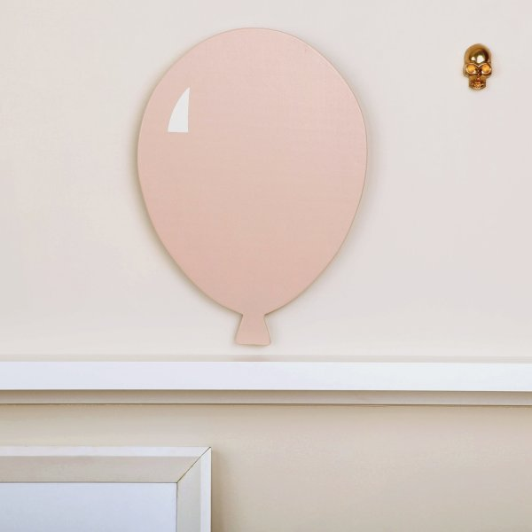 Holz-ballon-deko-kinderzimmer-pink