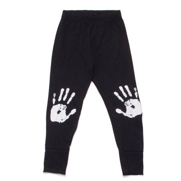 NUNUNU leggings knee print