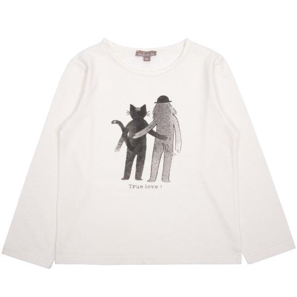 True-love-t-shirt- Emile-et-ida