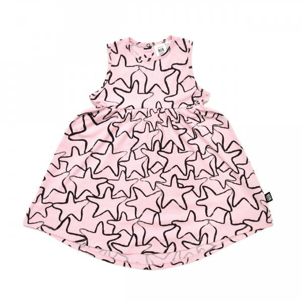 LITTLE MAN HAPPY summer dress Starfish