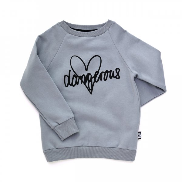LITTLE MAN HAPPY Sweatshirt Dangerous