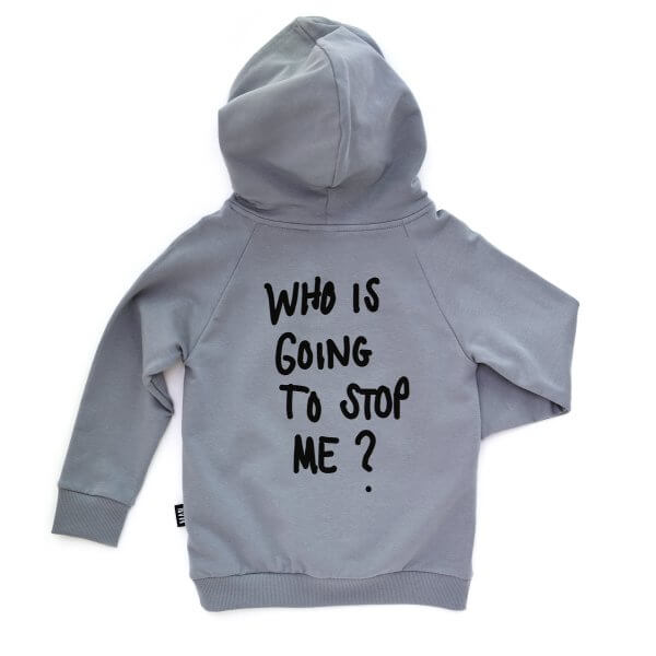 LITTLE MAN HAPPY Pullover Stop me