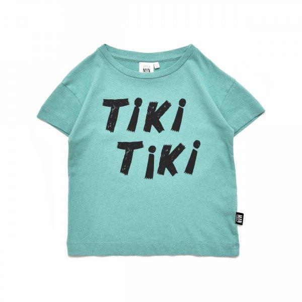 LITTLE MAN HAPPY box t-shirt Tiki Tiki
