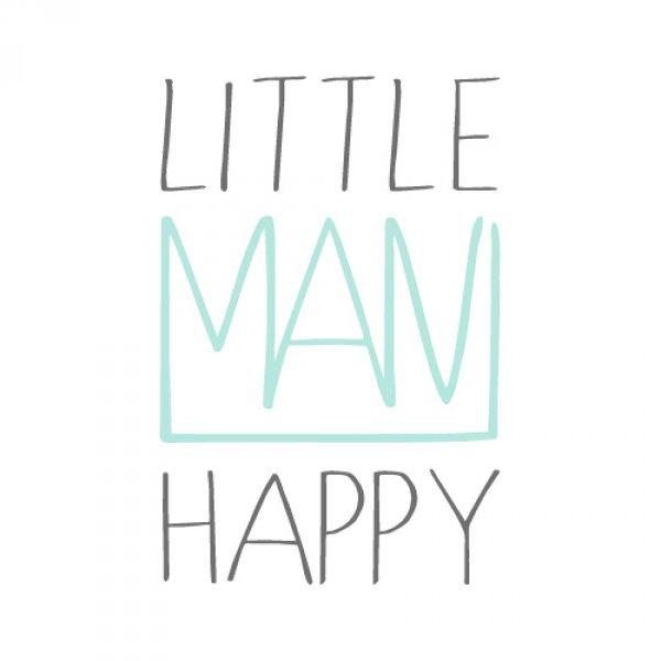 LITTLE MAN HAPPY t-shirt I Dare you