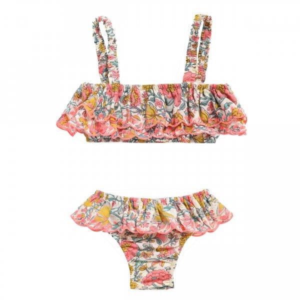 LOUISE MISHA Bikini Caribbean mit Blumenmuster