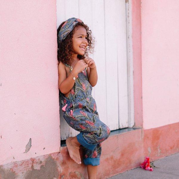 LOUISE MISHA Kids Fußkettchen Mädchen