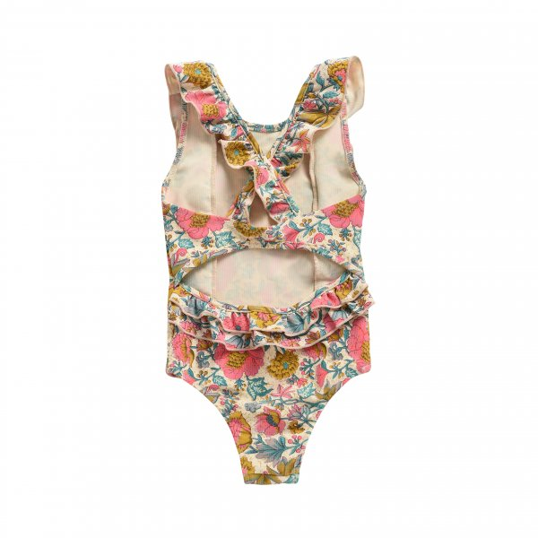 LOUISE MISHA Kinder Badeanzug Blumen
