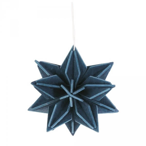 Lovi_wood_star_blue_ornament_christmas