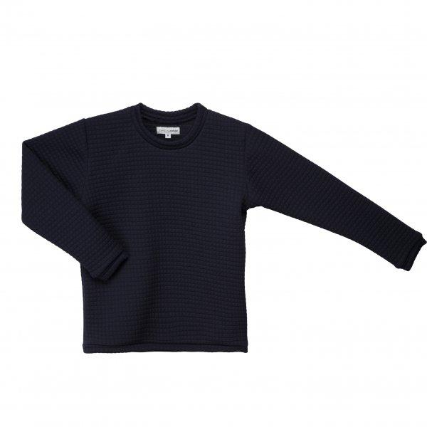 christina-rohde-long-sleeved-waffle-shirt