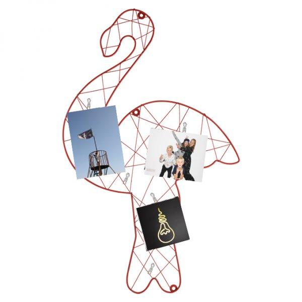 Mascagni-Memoboard-Regal-Flamingo