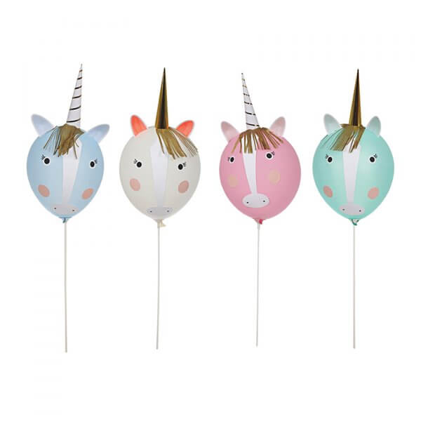 Meri Meri Einhorn Luftballons