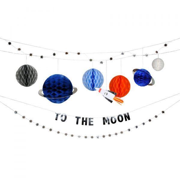MERI MERI To the Moon Girlande