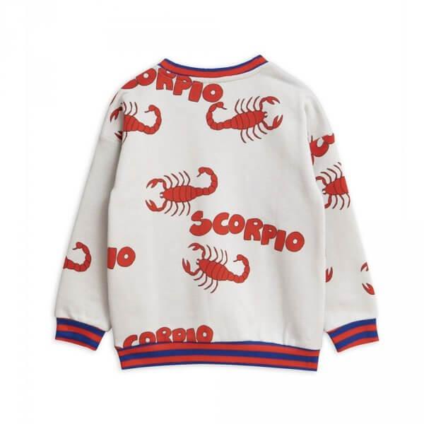 MINI RODINI-pullover-skorpion