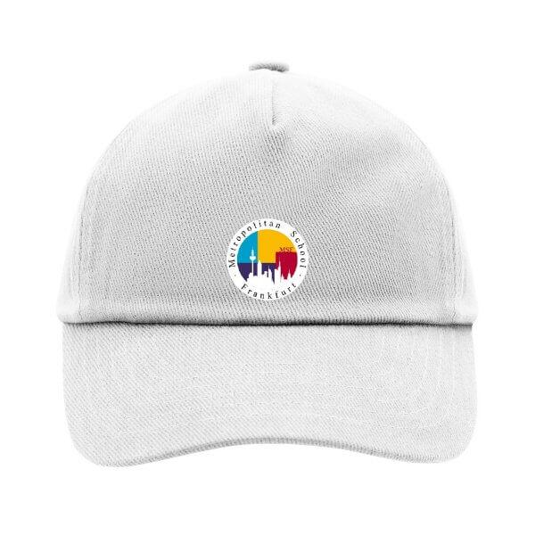 MSF Junior Cap, white