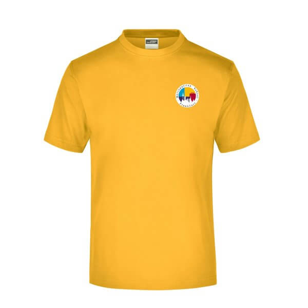 MSF-T-shirt-gelb