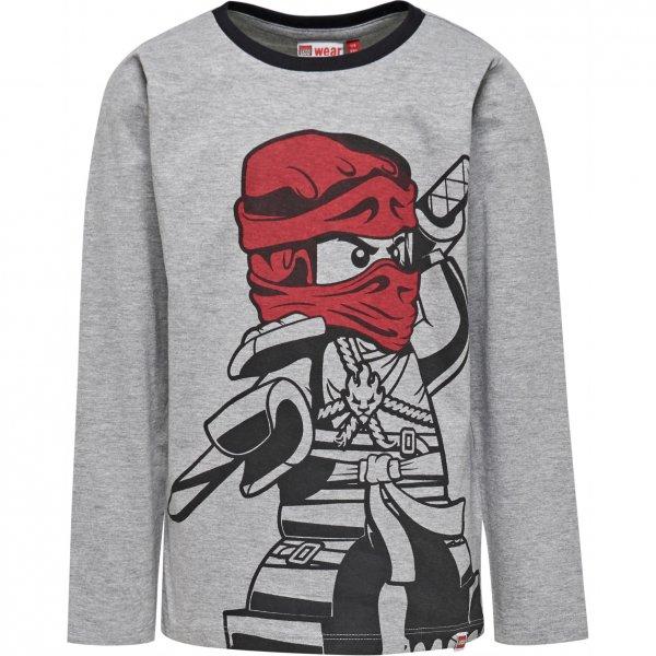 Ninjago Schlafanzug Kinder hose Kai detail