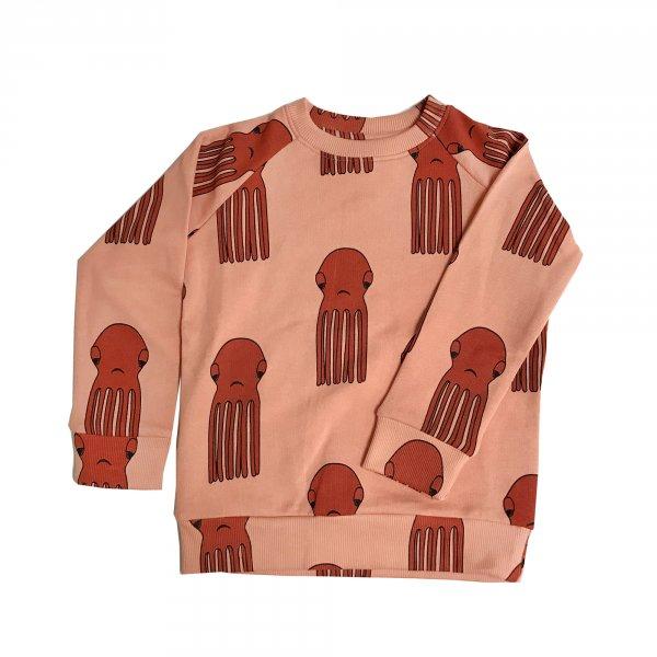 HUGO LOVES TIKI Sweatshirt Oktopus