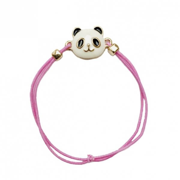 Ella and Monster bracelet Panda