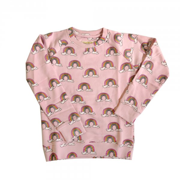 Sweatshirt Regenbogen Hugo loves Tiki