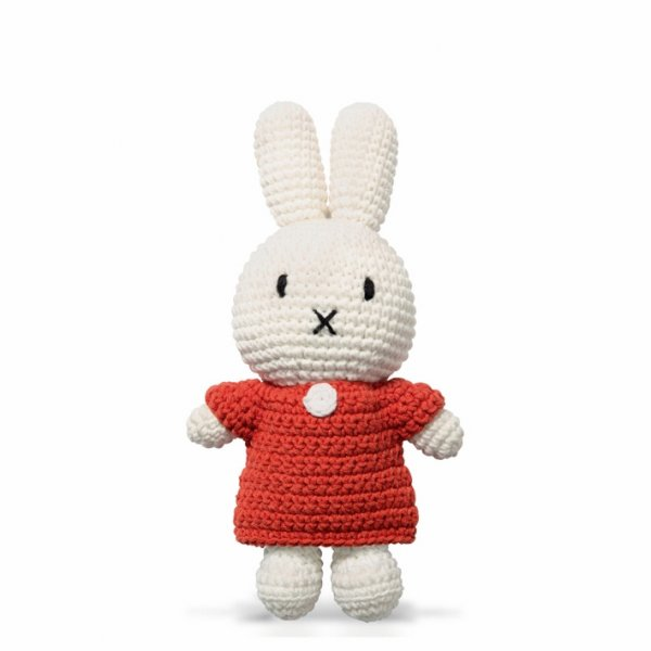 MIFFY handmade and her red dress