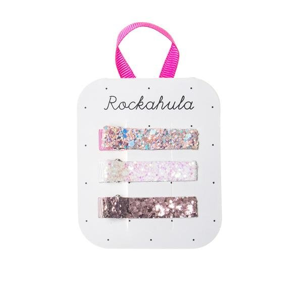 Rockahula Haarspangen Glitzer