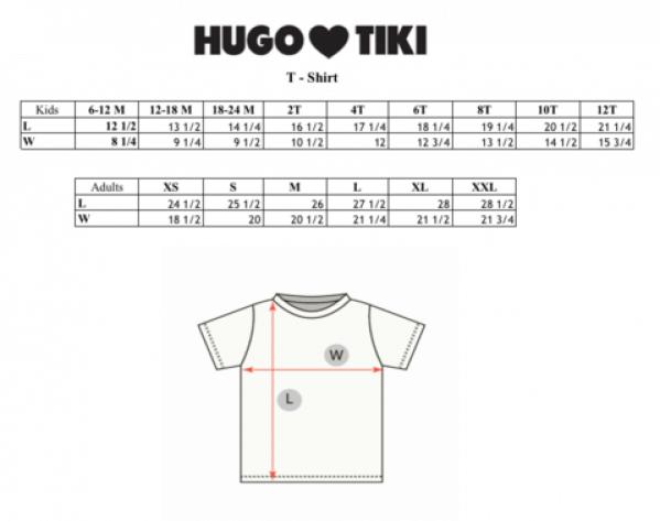hugo-tiki-t-shirt-Kinder-maße