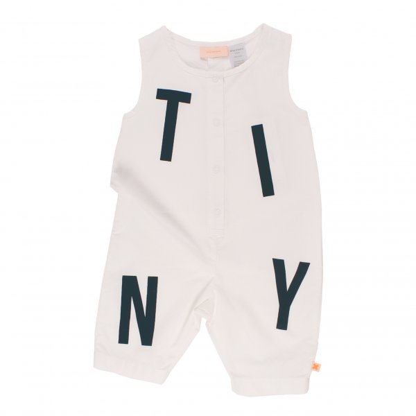 """TINYCOTTONS woven onepiece """"Tiny"""""""