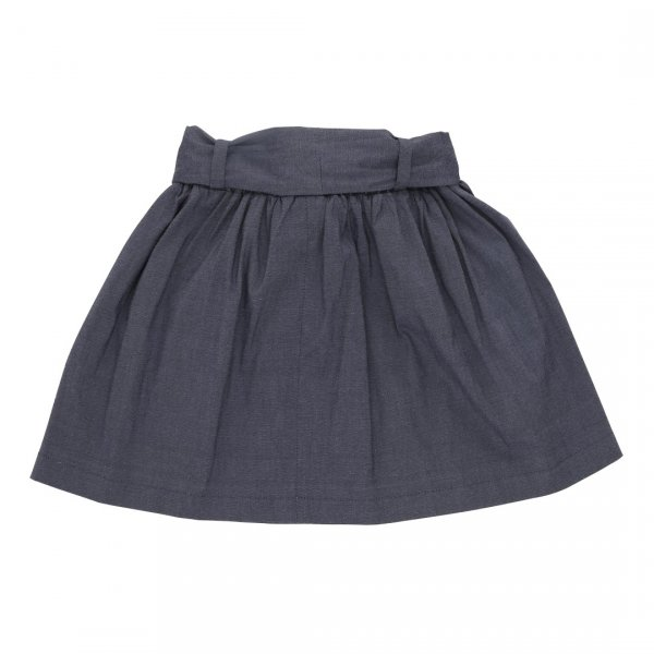 CHRISTINA ROHDE skirt with bow