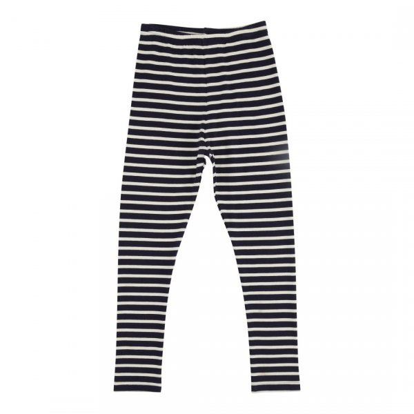 CHRISTINA ROHDE striped pants/leggings