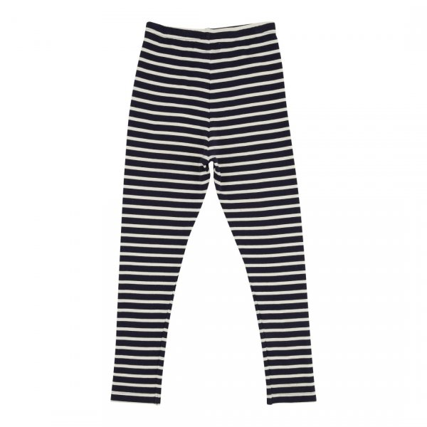 CHRISTINA ROHDE striped pants/leggings
