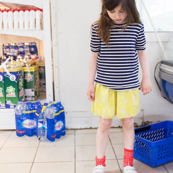 CHRISTINA ROHDE summer skirt