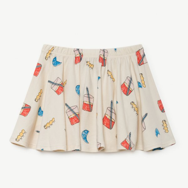 New: THE ANIMALS OBSERVATORY skirt Pelican