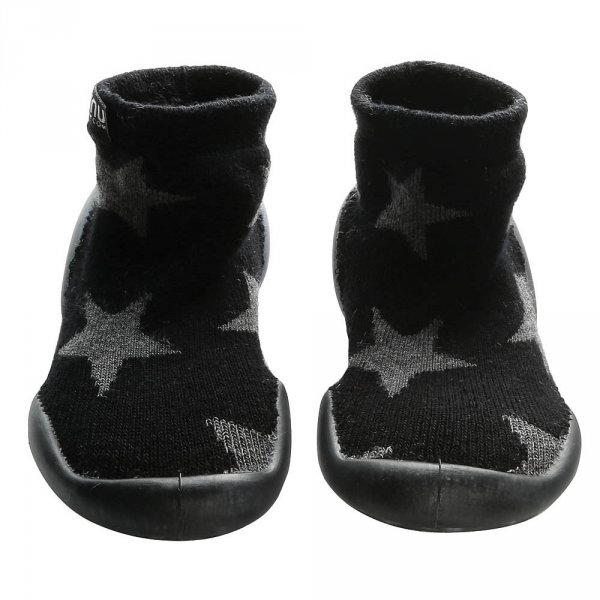 Nununu Collégien Stars slippers black