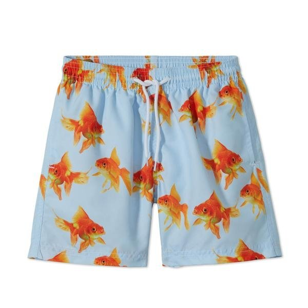 STELLA COVE board shorts goldfish blue