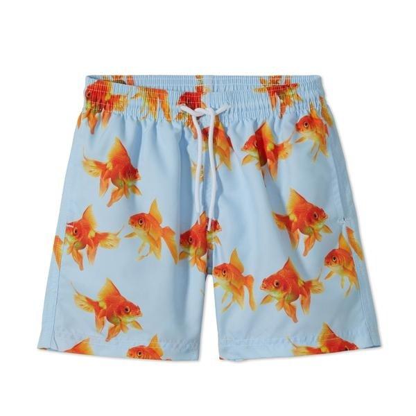 STELLA COVE board shorts goldfish blue