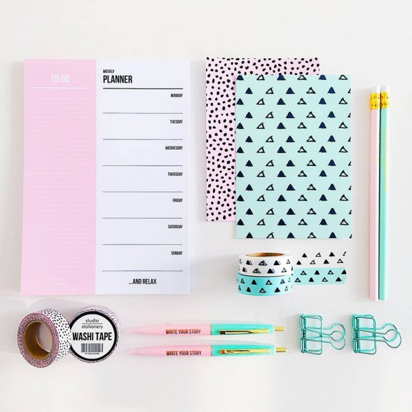 STUDIO STATIONERY Wochenplaner