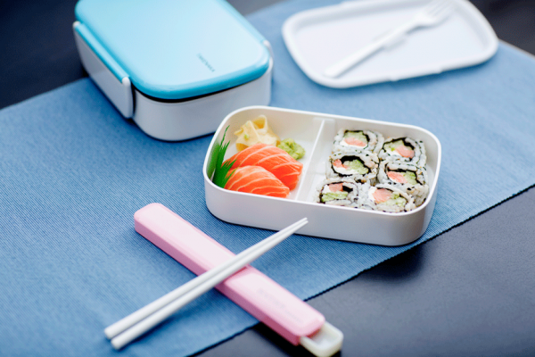 Takenaka Bentobox lunchbox in pastell