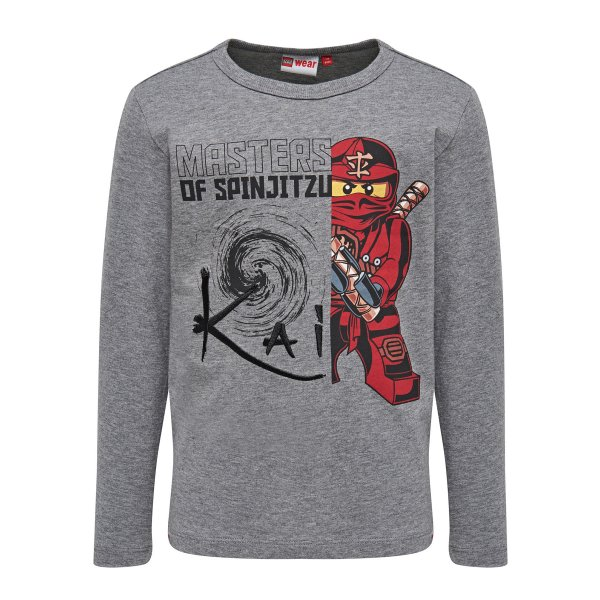 Lego Ninjago t.shirt Kai vorne