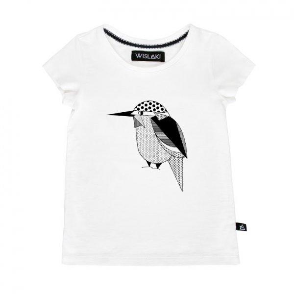 wislaki-white-t-shirt-kingfisher