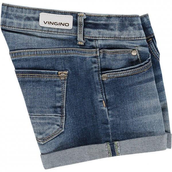 Vingino_blaue_Jeans_shorts_maedchen_washed