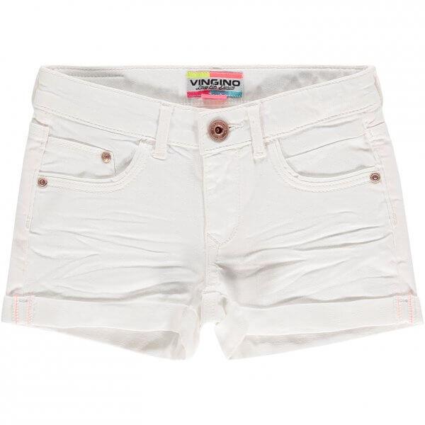 Vingino_weisse_Jeans_shorts_maedchen