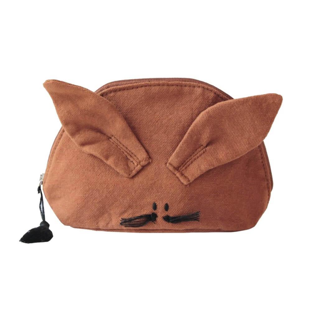 EMILE ET IDA pencil case rabbit gato